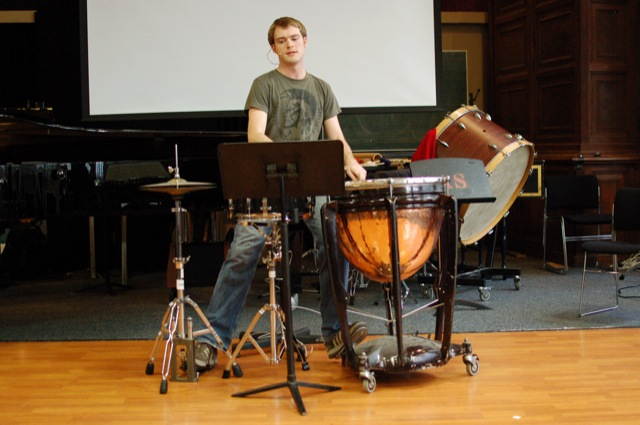 Percussion project